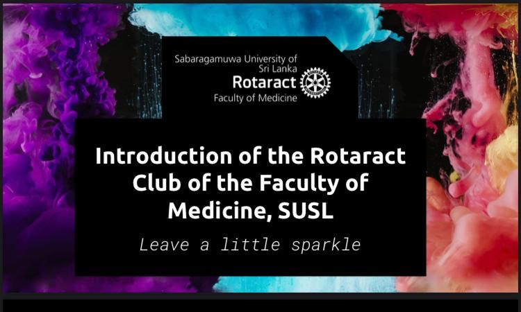 Rotaract Club 1st General Meeting
