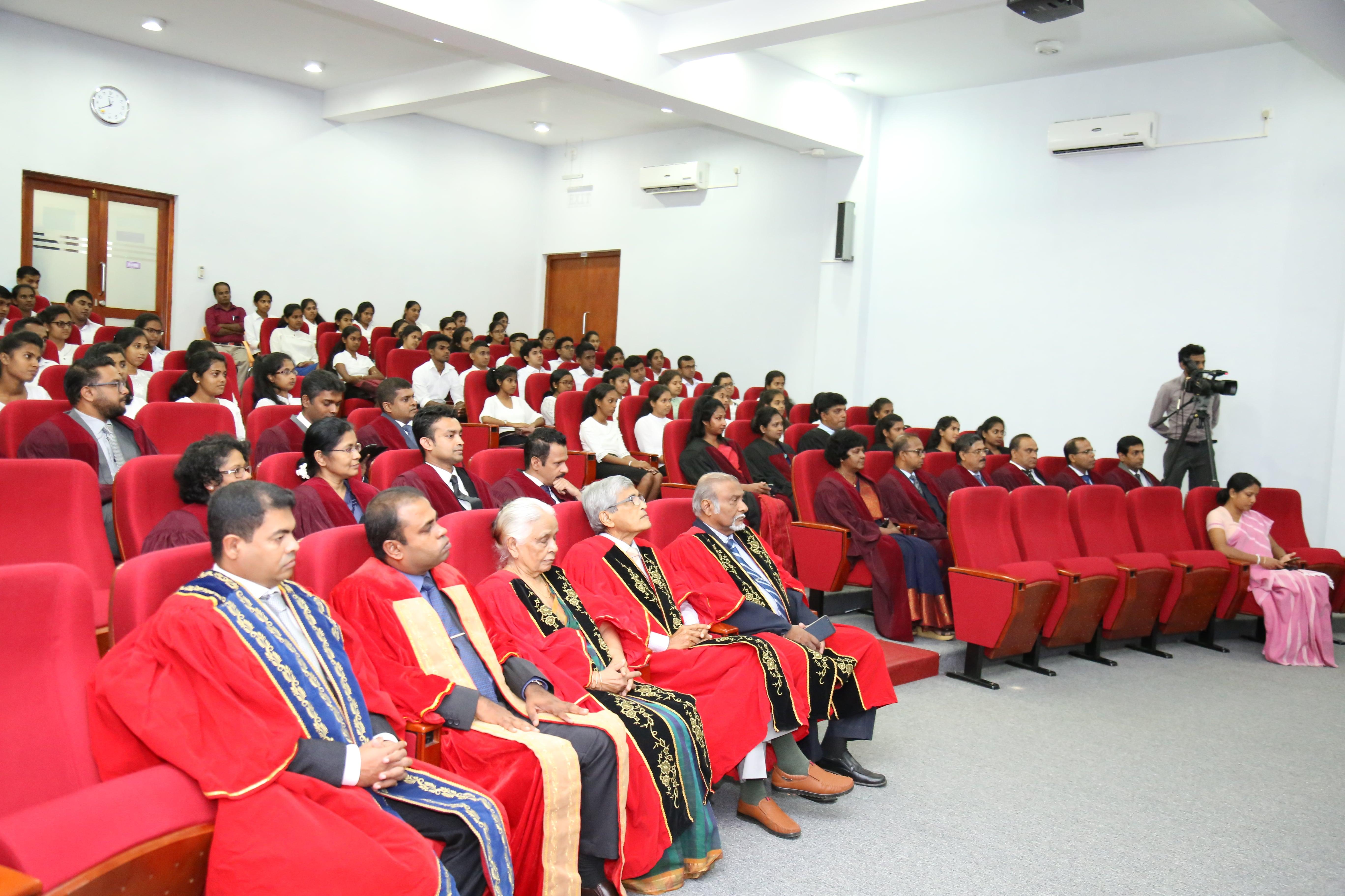 Inauguration Ceremony – Academic Year 2018/2019
