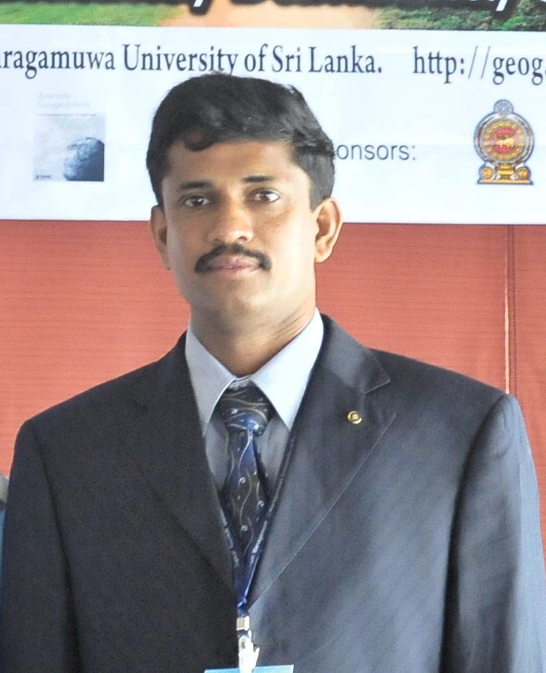 Sabaraganuwa University Staff Directory - Professor ATHULA Gnanapala