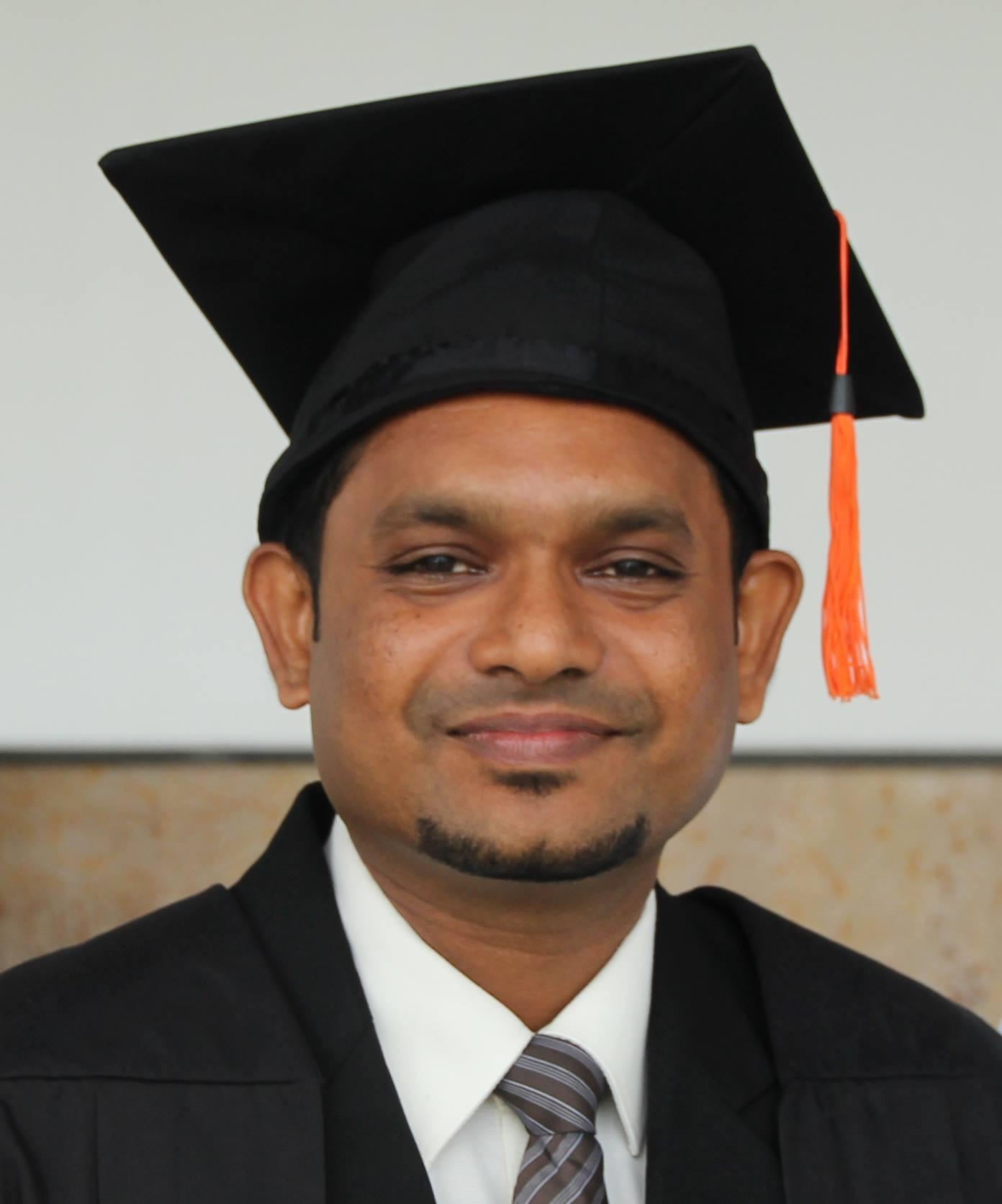 Sabaraganuwa University Staff Directory - Mr. TDAM Wijayarathne