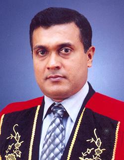 Sabaraganuwa University Staff Directory - Professor HMS Priyanath