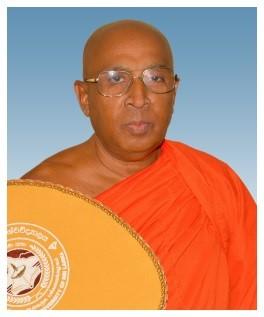Sabaraganuwa University Staff Directory - Rev.  Karagoda Uyangoda Maithiri Moorthi Maha Nayaka Thero
