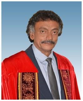 Sabaraganuwa University Staff Directory - Professor KB Palipana