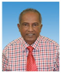 Sabaraganuwa University Staff Directory - Professor MU Jayasekara