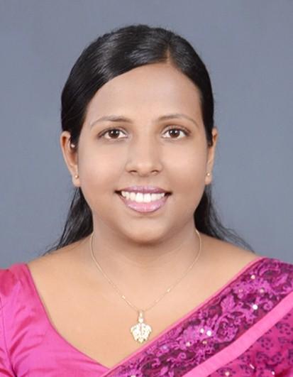 Sabaraganuwa University Staff Directory - Mrs. HMDY Herath