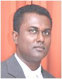 Sabaraganuwa University Staff Directory - Dr. GSN Perera